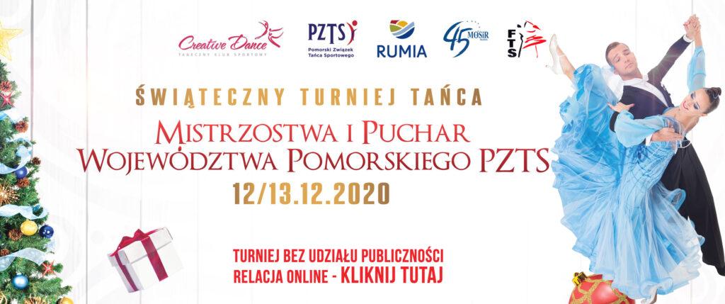 Creative Dance Mistrzostwa i Puchar Woj PZTS